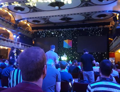 Na WebExpu 2018 se setkali řečníci z celého webového světa