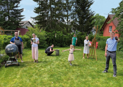 Rodinné profese a koníčky