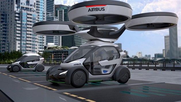 Airbus budoucnost dopravy