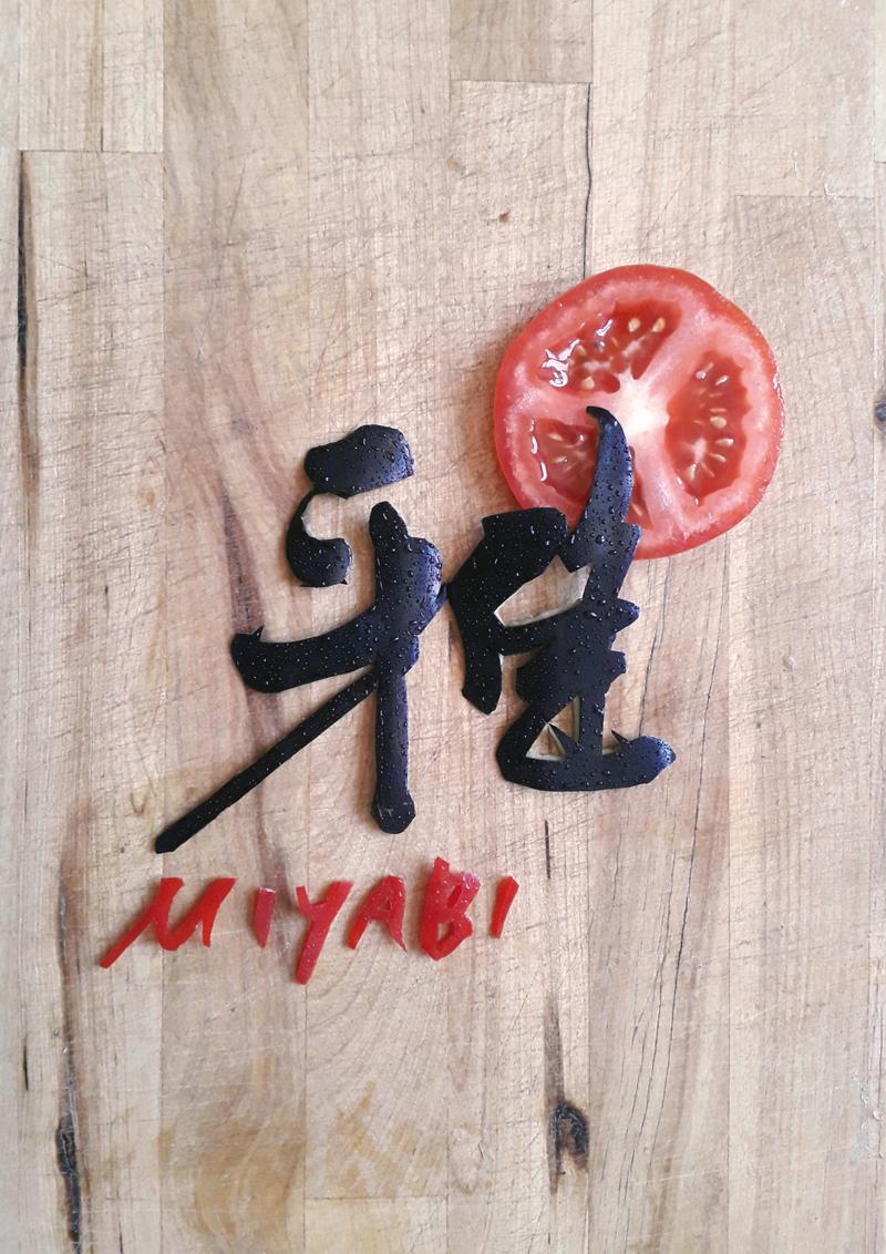 Zeleninové Myiabi logo