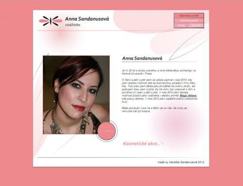 Anna Sandanusová