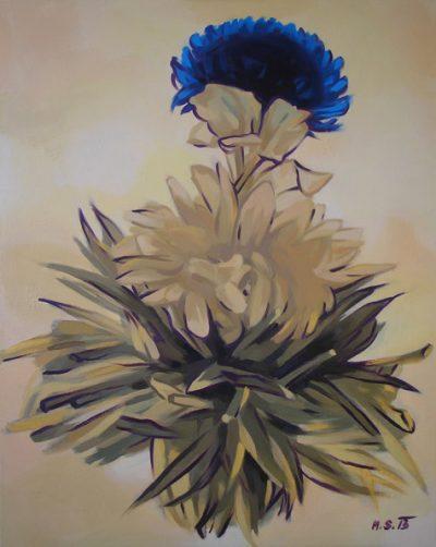 Čajový květ