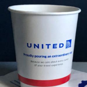 Promo na péči o zákazníky společnosti United