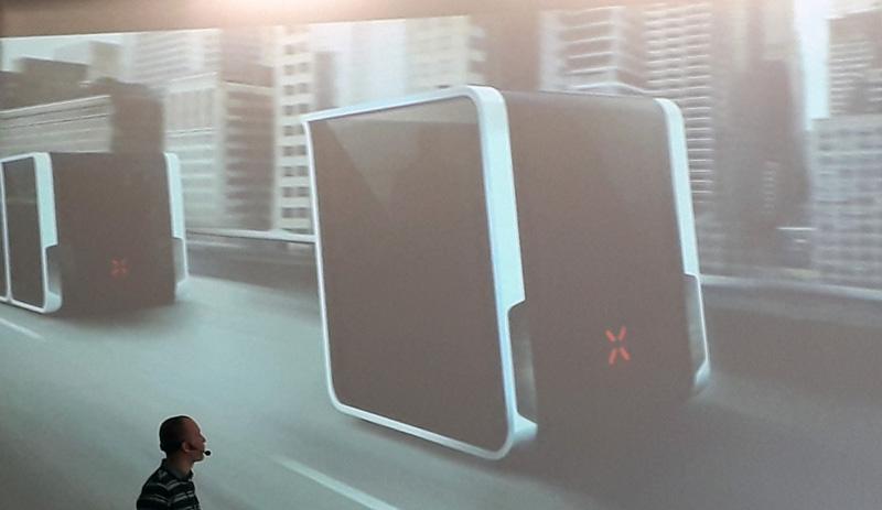 Budoucí automatizace dopravy v Dubaji