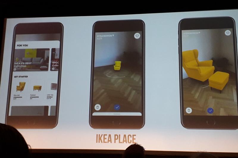 IKEA - virtuální pasování nábytku
