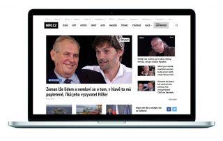 Info.cz - zpravodajský portál