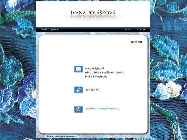 Krejčovství Ivana Polášková