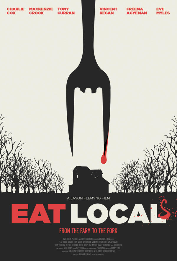 Mike Kus, plakát k filmu Eat Local