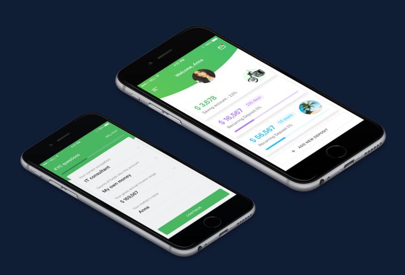 Namaste - bankovní aplikace v Indii