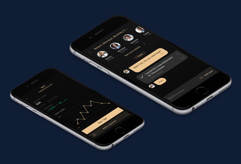 Nedbank - bankovní aplikace v Jihoafrické republice