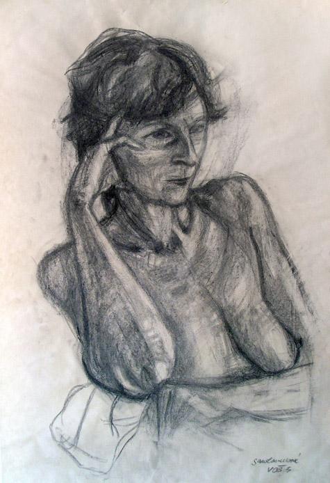 Studijní kresby