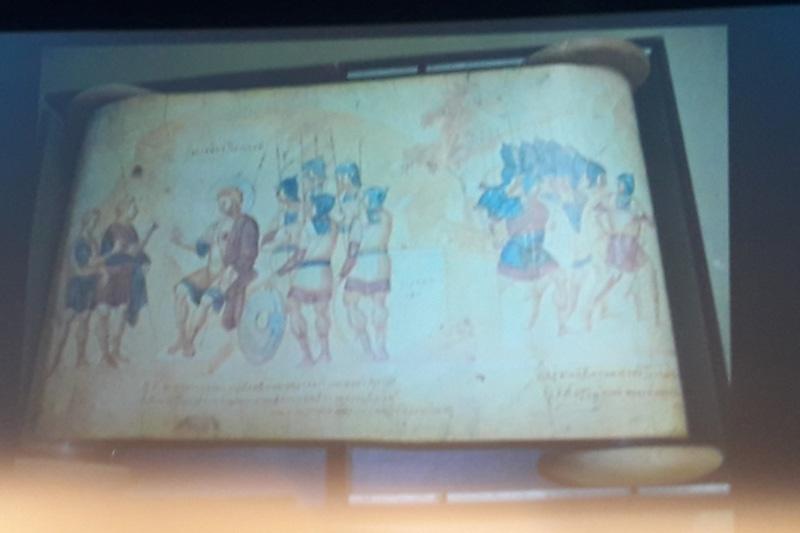 Pergamen - předchůdce skrolování