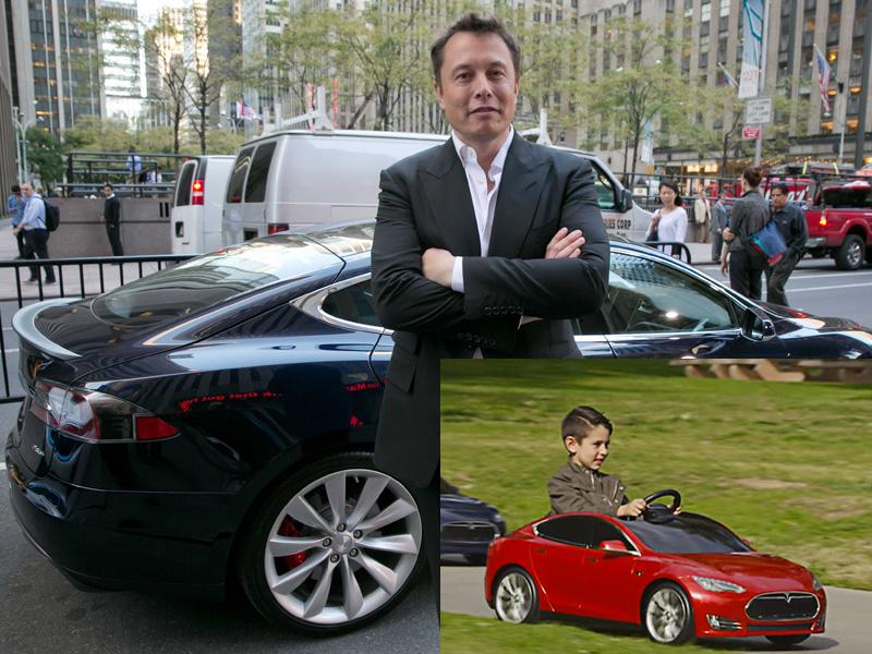 Tesla uživatelé