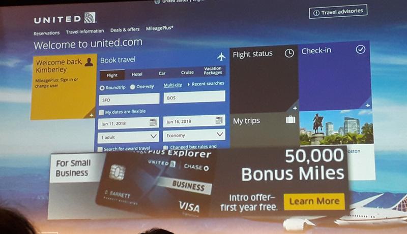 UI akční promo letecké společnosti